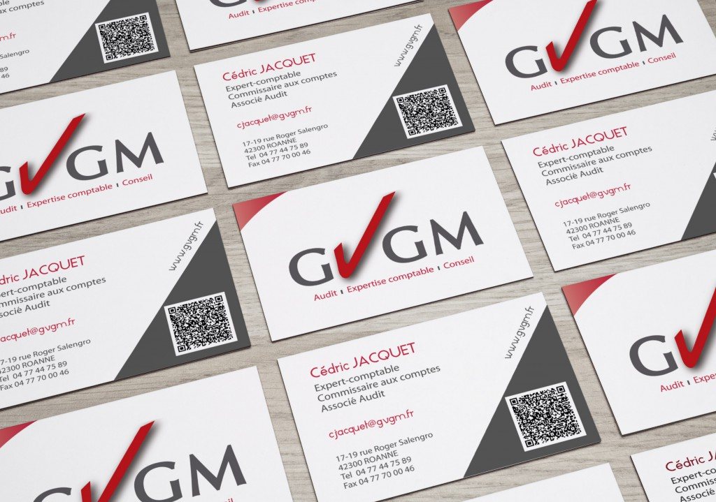 Imprimeur Lyon Carte De Visite GVGM